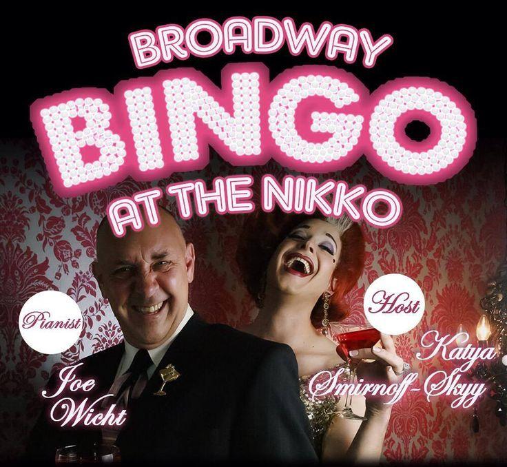 Broadway Bingo
